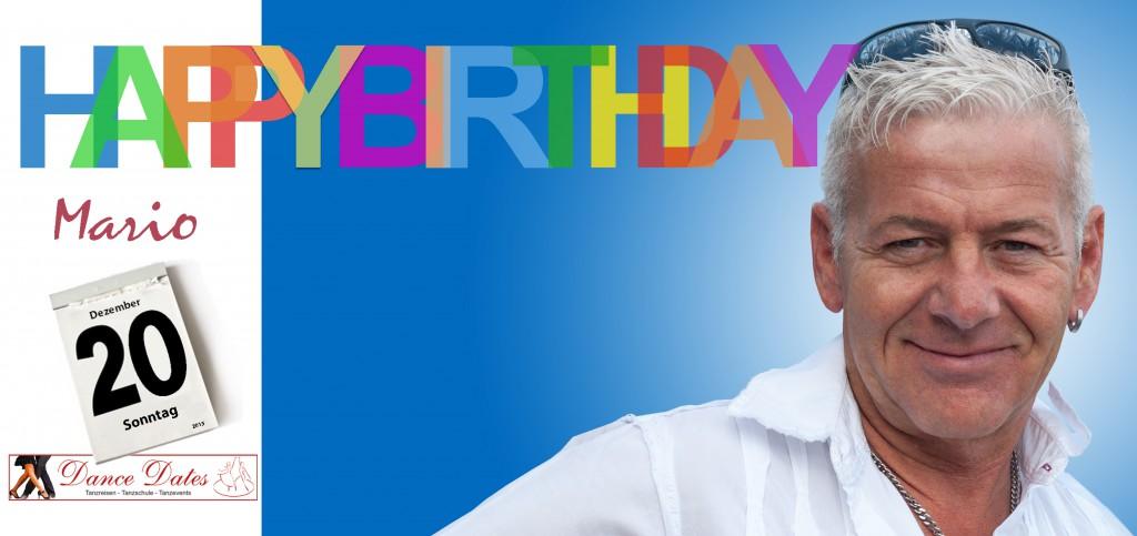 Happy Birthday Mario!