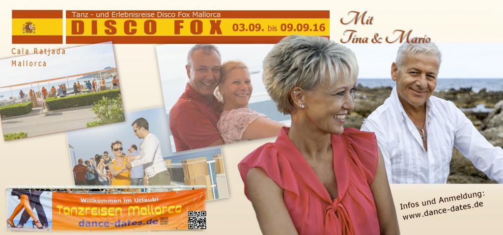 Tanz- & Erlebnisreise Disco Fox Mallorca @ Mallorca | Cala Ratjada | Illes Balears | Spanien