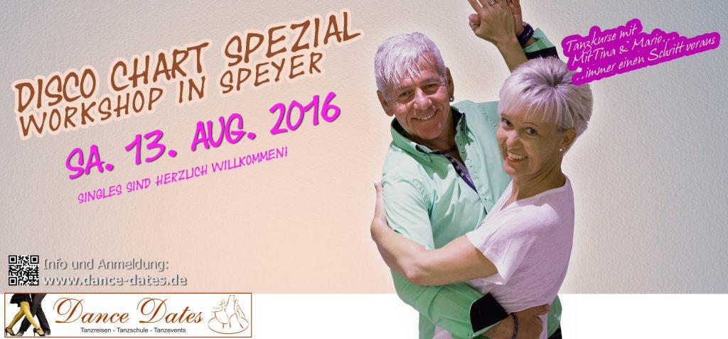 Disco Chart Special Technik Workshop in Speyer @ Speyer | Rheinland-Pfalz | Deutschland