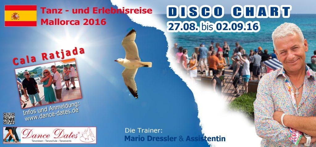 Tanz- & Erlebnisreise Disco Chart Mallorca @ Mallorca | Cala Ratjada | Illes Balears | Spanien