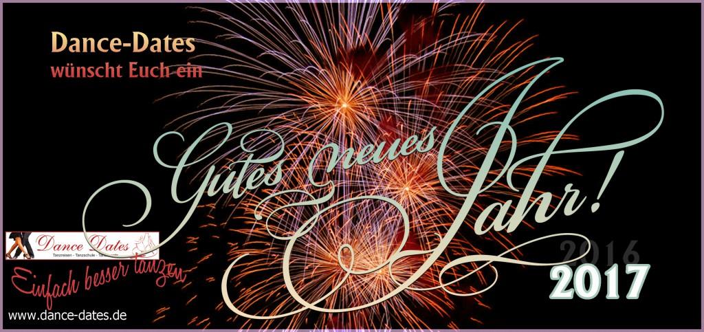 Dance Dates feiert in diesem Jahr Silvester ganz privat