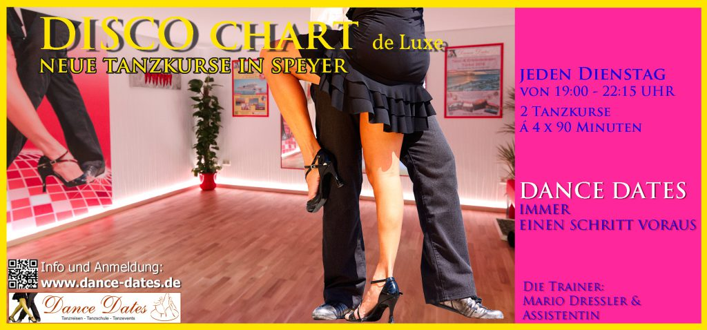 LAUFENDER KURS: Disco Chart de Luxe Kurse in Speyer @ Speyer | Rheinland-Pfalz | Deutschland