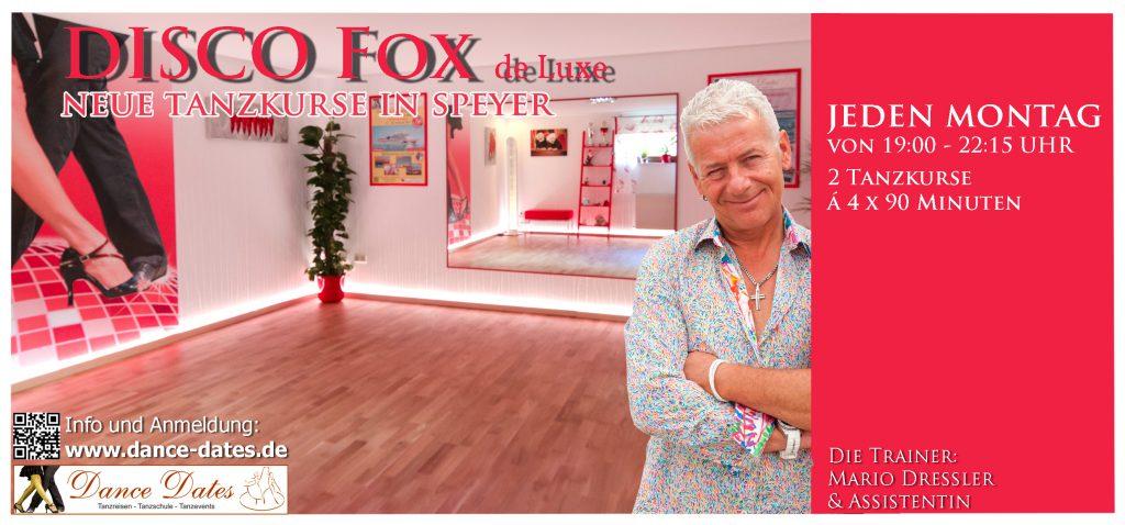 LAUFENDER KURS: Disco Fox de Luxe Kurs in Speyer @ Speyer | Rheinland-Pfalz | Deutschland