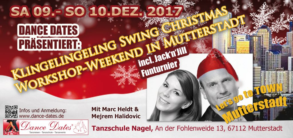 West Coast Swing Workshop Weekend in Mutterstadt @ Tanzschule Nagel | Mutterstadt | Rheinland-Pfalz | Deutschland