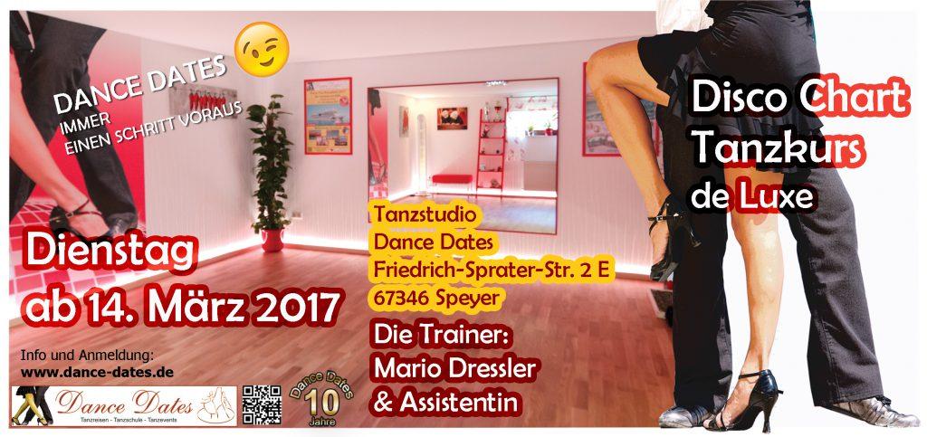 START: Disco Chart de Luxe Kurse in Speyer @ Speyer | Rheinland-Pfalz | Deutschland