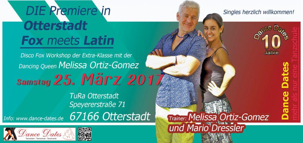 HAMMER: Fox meets Latin – Disco Fox Workshops der Extraklasse @ Otterstadt | Rheinland-Pfalz | Deutschland