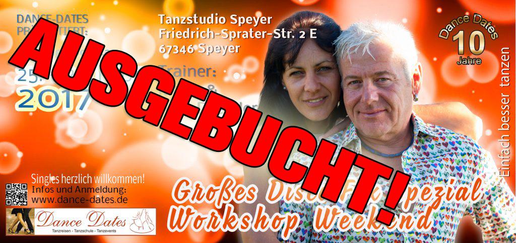 Großes Disco Fox Spezial Workshop Weekend in Speyer @ Tanzstudio Dance Dates | Speyer | Rheinland-Pfalz | Deutschland
