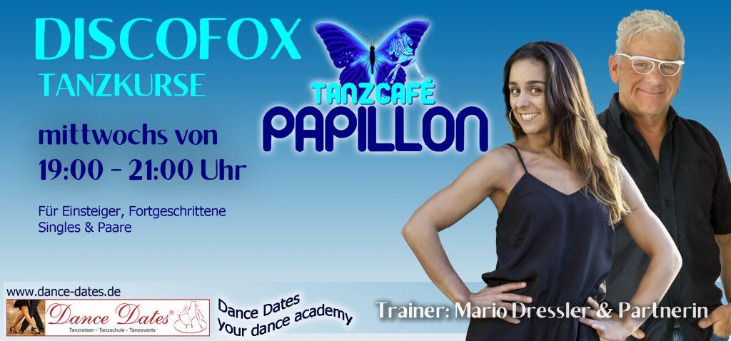 Disco Fox Kurse im Papillon @ Tanzcafé Papillon | Darmstadt | Hessen | Deutschland