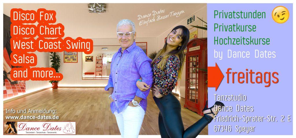 Dance Dates Privatstunden @ Dance Dates Tanzstudio | Speyer | Rheinland-Pfalz | Deutschland
