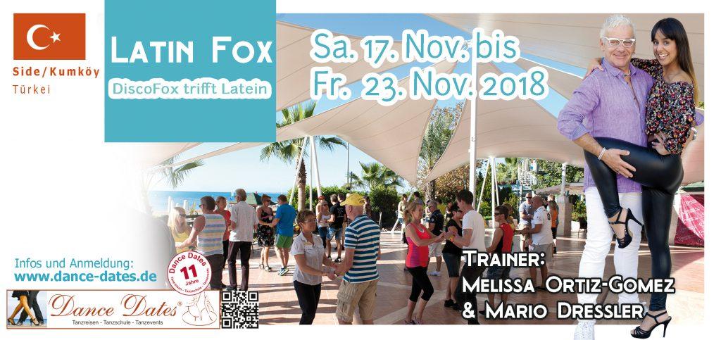 Disco Fox Tanzreise Türkei