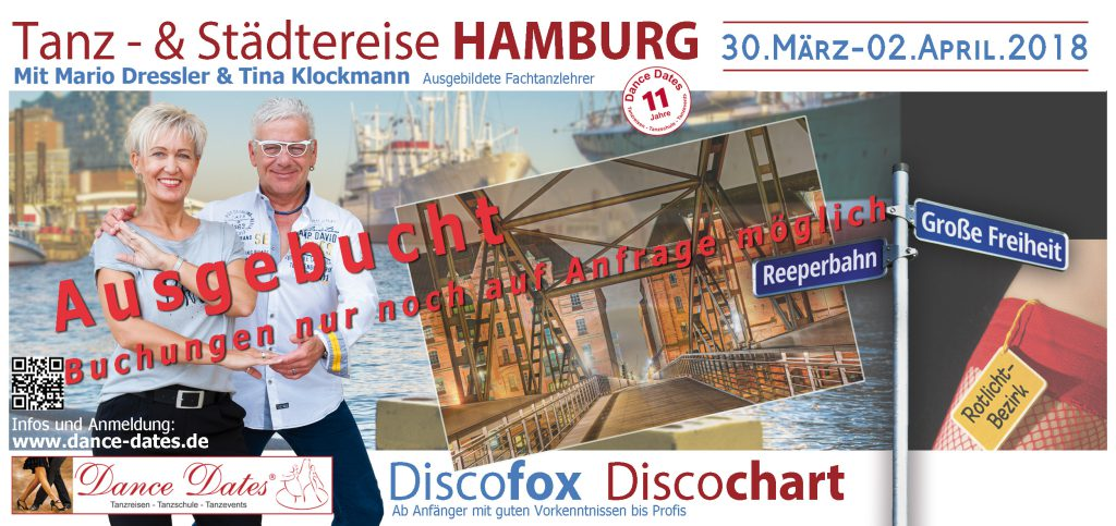 Tanz- & Städtereise Hamburg