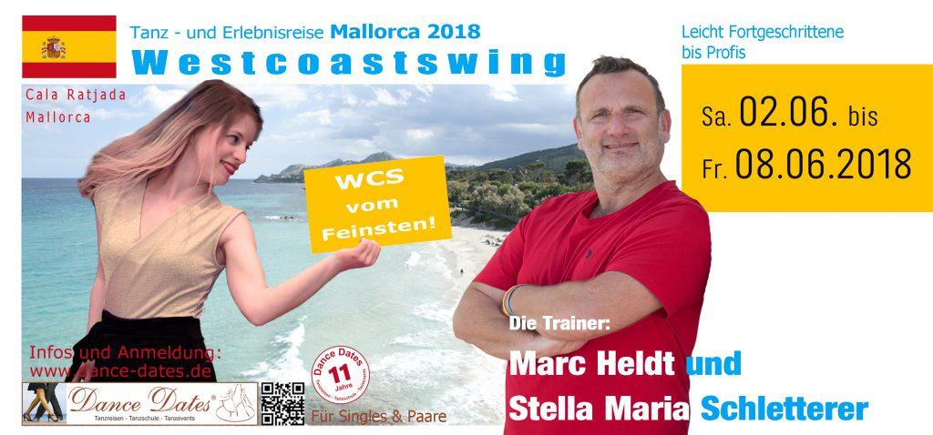 WCS Tanzreise Mallorca