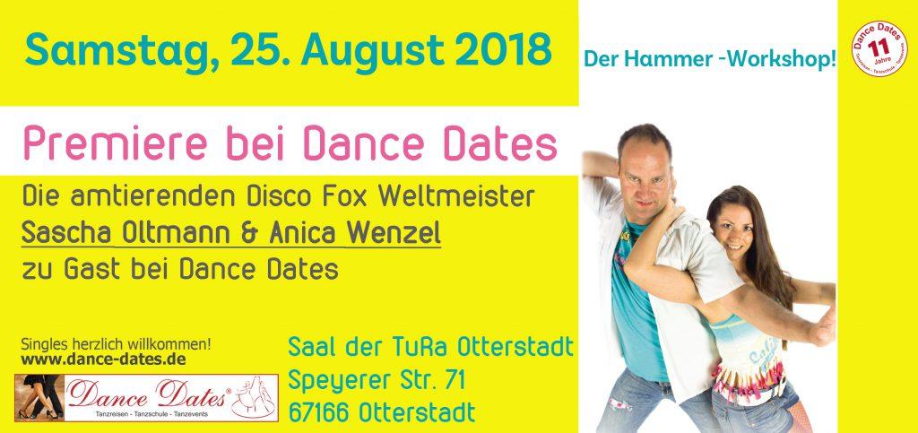 Weltmeister Workshop in Otterstadt / Speyer @ Saal der TuRa Otterstadt | Otterstadt | Rheinland-Pfalz | Deutschland