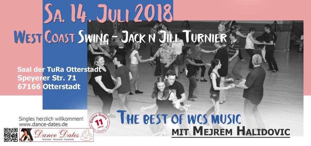 WCS Party & Jack ´n´ Jill Fun Turnier in Otterstadt @ Saal der TuRa Otterstadt | Otterstadt | Rheinland-Pfalz | Deutschland