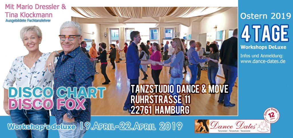Tanz- und Städtereise Hamburg – Ostern 2019 @ Tanzstudio Dance and Move | Hamburg | Hamburg | Deutschland