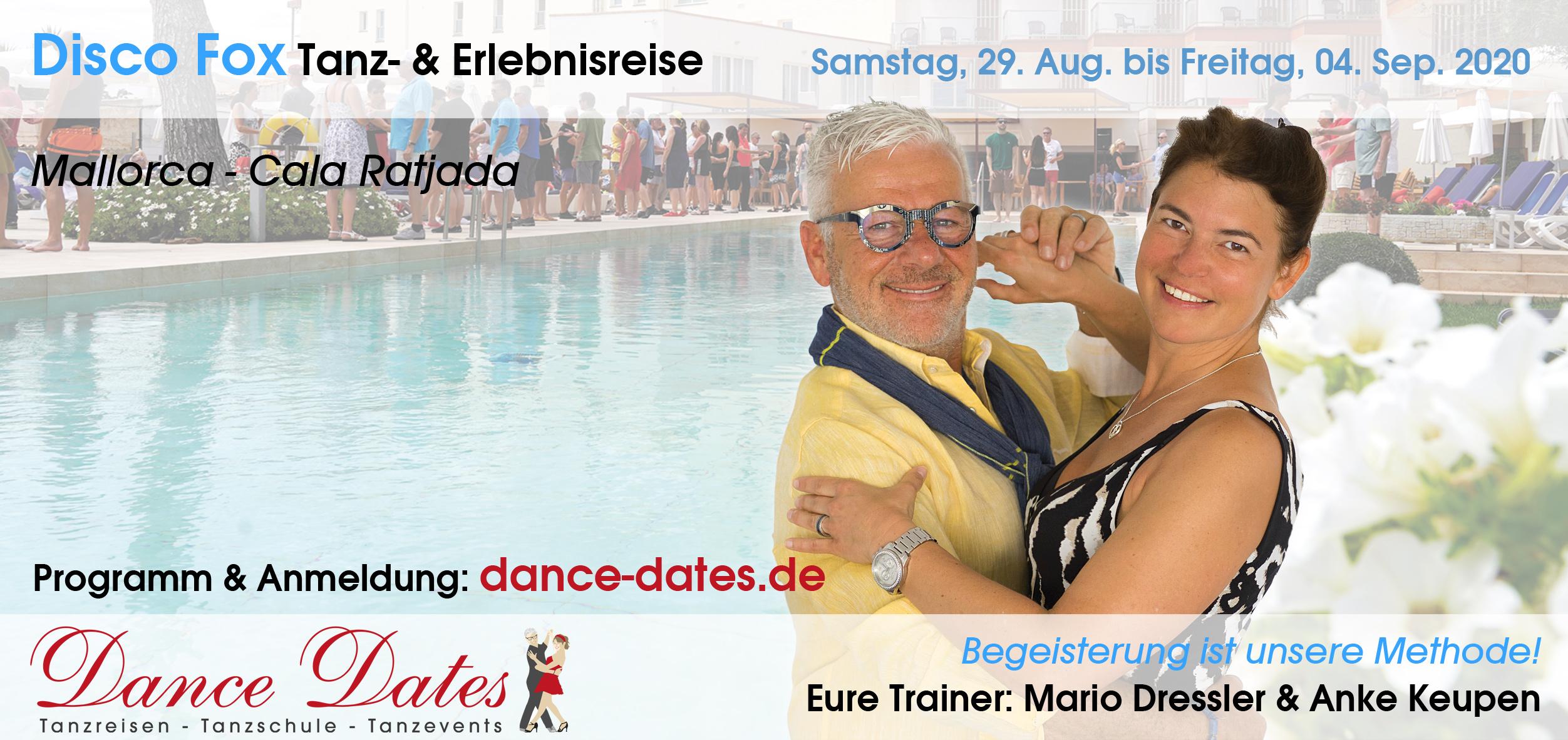 Disco Fox Tanzreise Mallorca