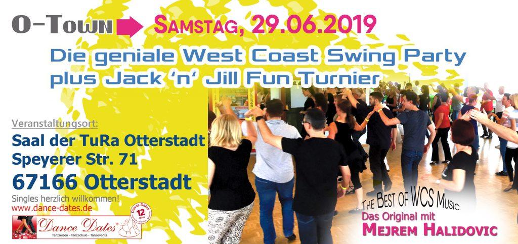 WCS Party & Jack ´n´ Jill Fun Turnier in Otterstadt @ TURA Otterstadt | Otterstadt | Rheinland-Pfalz | Deutschland