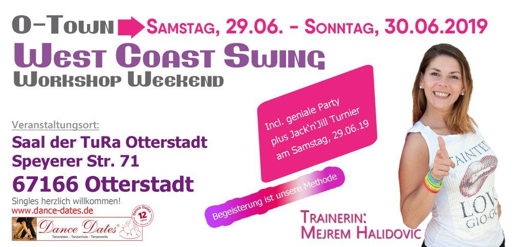 WCS Workshop & Party Weekend in Otterstadt / Speyer @ TURA Otterstadt | Otterstadt | Rheinland-Pfalz | Deutschland