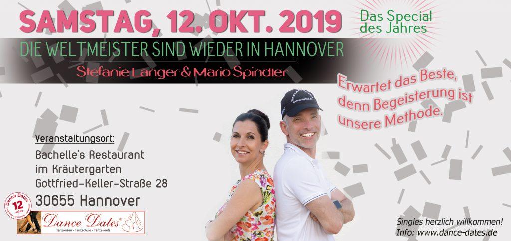 Disco Fox Workshops der Extraklasse @ Bachelle´s Restaurant im Kräutergarten | Hannover | Niedersachsen | Deutschland