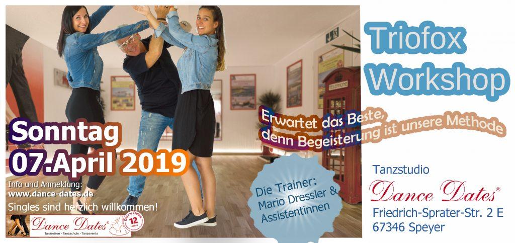 Trio Fox Workshop in Speyer