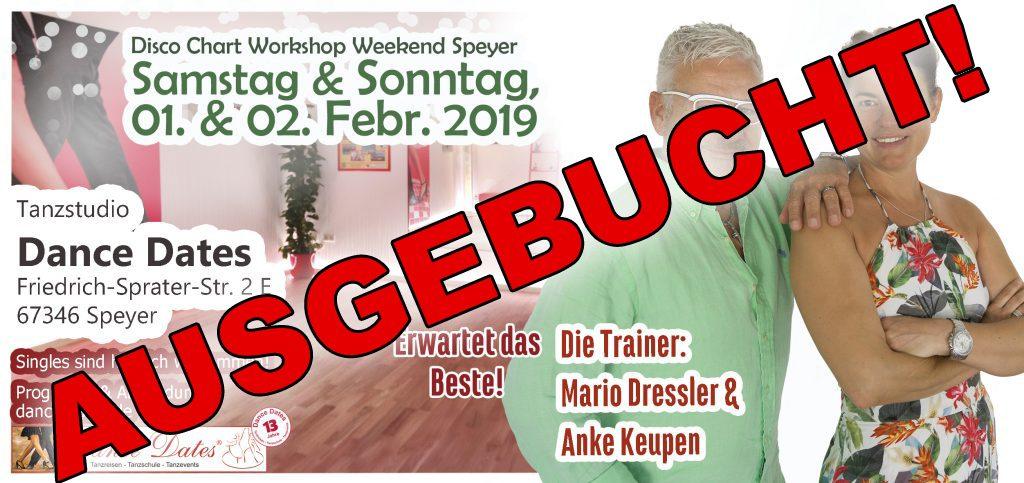 Disco Chart Workshop Weekend / Speyer