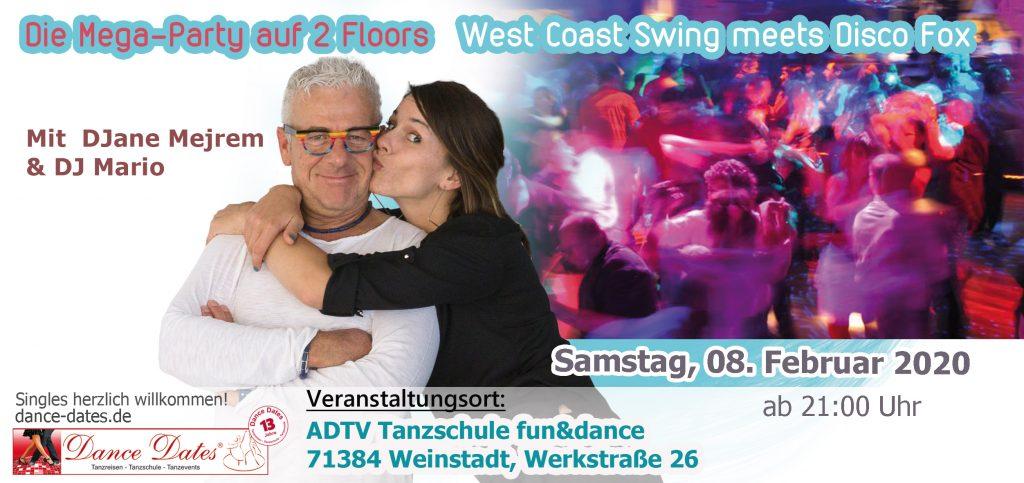 Die grosse Best of Disco Fox Party – Das Original
